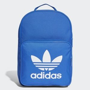 Adidas originals blue backpack